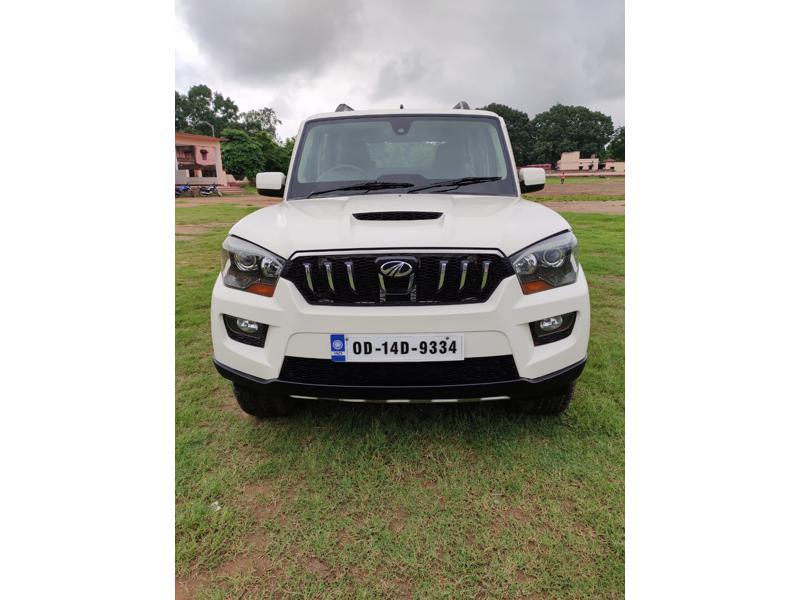 Used 2015 Mahindra Scorpio Car In Rourkela