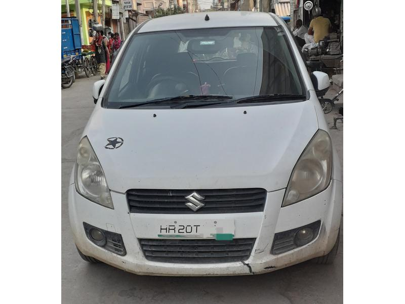 Used 2010 Maruti Suzuki Ritz Car In Bhiwani