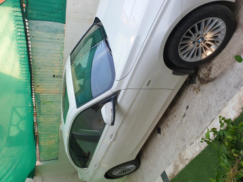 Used 2017 BMW 3 Series Car In Gurgaon