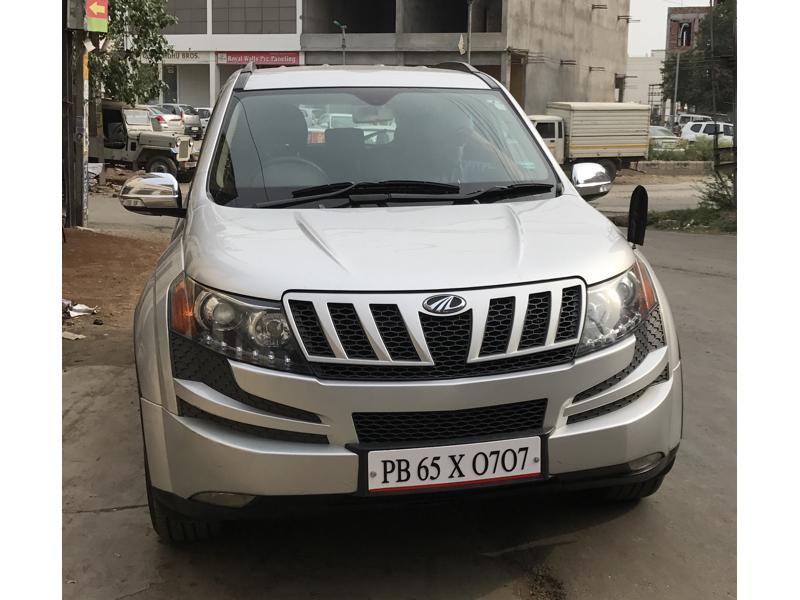 Used 2013 Mahindra XUV500 Car In Patiala