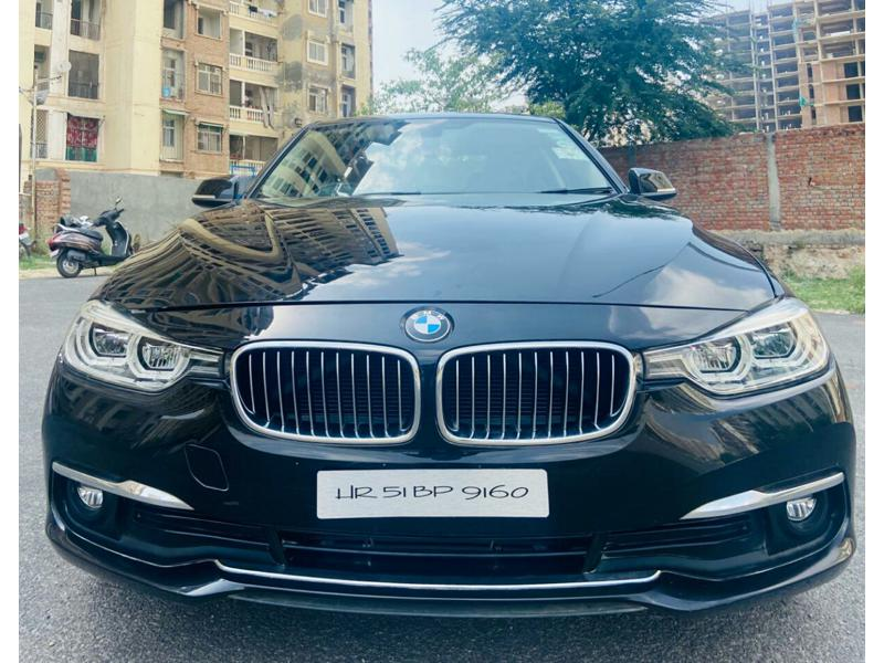 Used 2017 BMW 3 Series Car In New Delhi