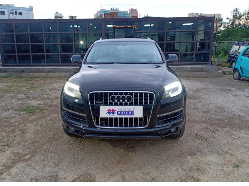 Used 2010 Audi Q7 Car In Hyderabad
