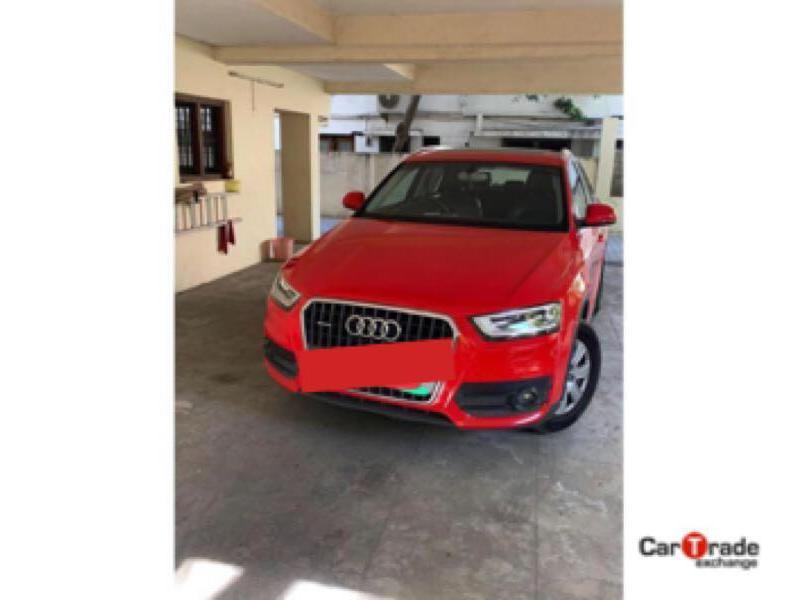 Used 2015 Audi Q3 Car In Chennai