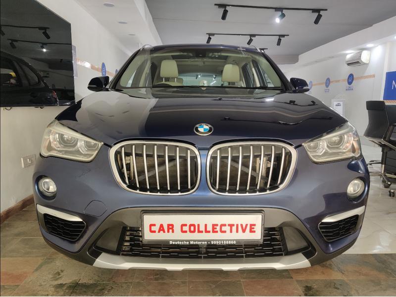 Used 2018 BMW X1 Car In New Delhi