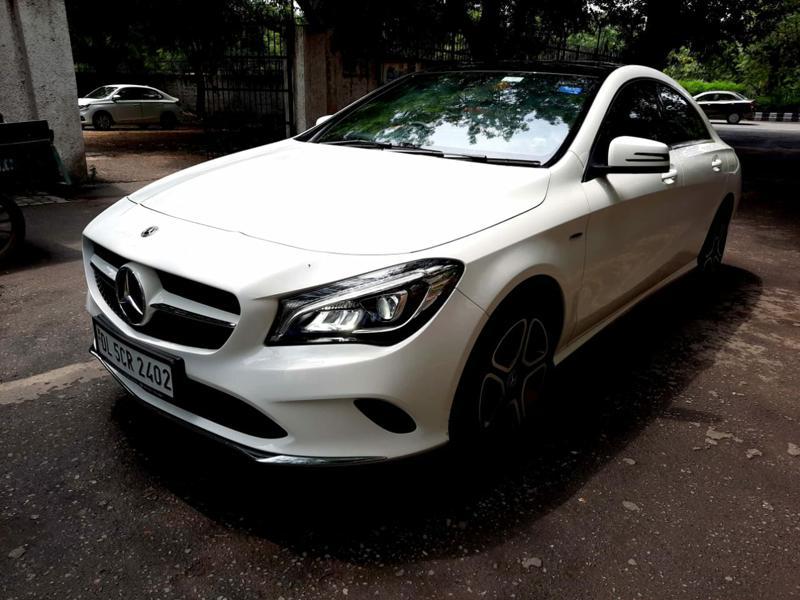 Used 2020 Mercedes Benz CLA Class Car In New Delhi