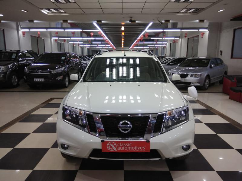 Used 2014 Nissan Terrano Car In Gulbarga