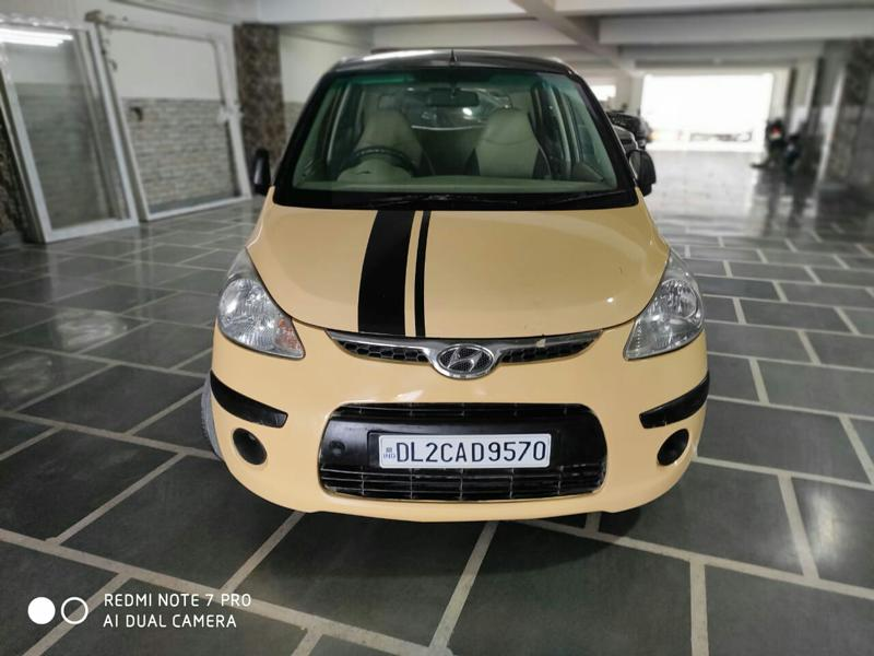 Used 2007 Hyundai i10 Car In Ghaziabad