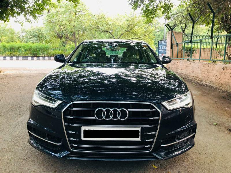 Used 2018 Audi A6 Car In New Delhi