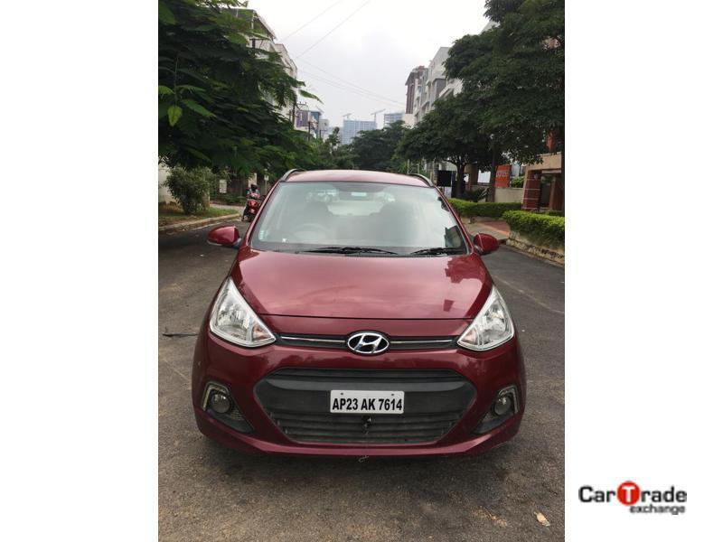 Used 2013 Hyundai Grand i10 Car In Hyderabad