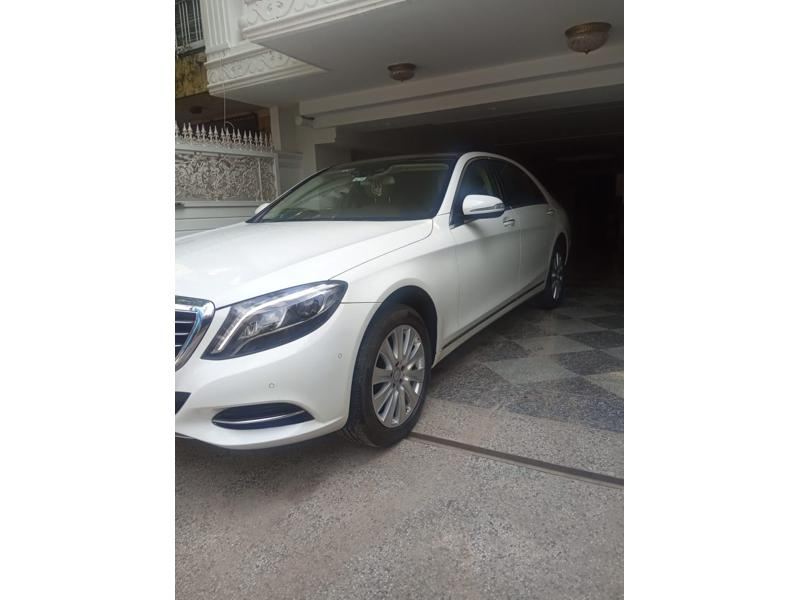 Used 2015 Mercedes Benz S Class Car In New Delhi