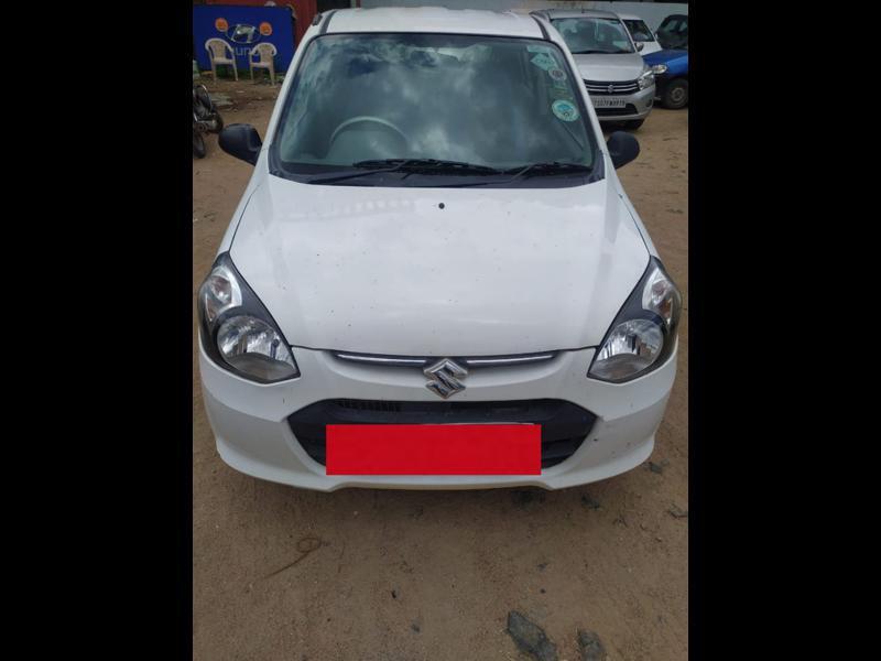 Used 2014 Maruti Suzuki Alto 800 Car In Hyderabad