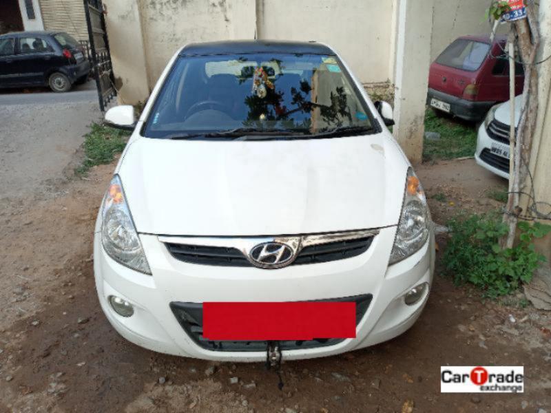 Used 2011 Hyundai i20 Car In Hyderabad