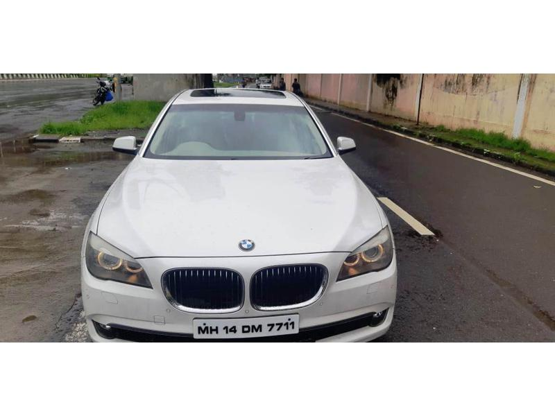 Used 2012 BMW 7 Series Car In Mumbai