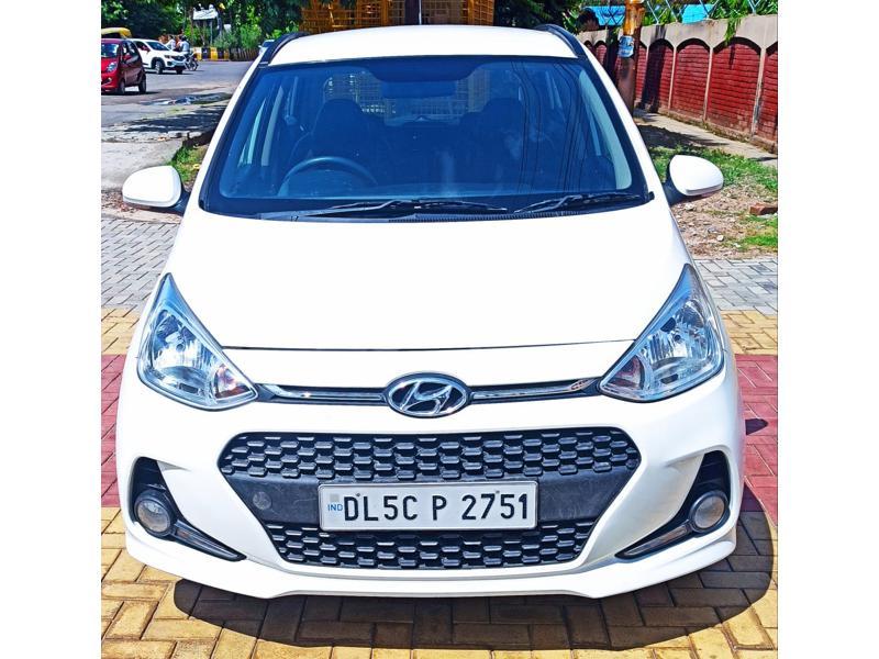 Used 2017 Hyundai Grand i10 Car In Noida