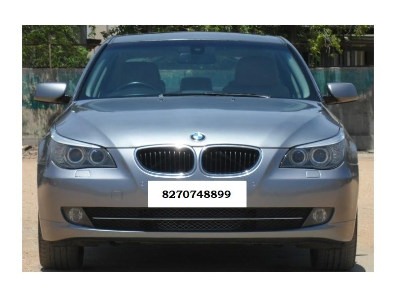Used 2009 BMW 5 Series Car In Coimbatore