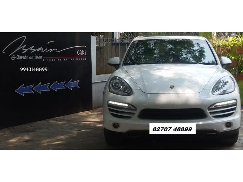 Used 2014 Porsche Cayenne Car In Coimbatore