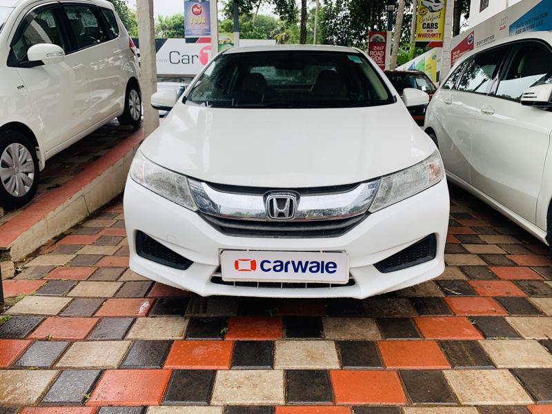 Used 2014 Honda City Car In Attingal