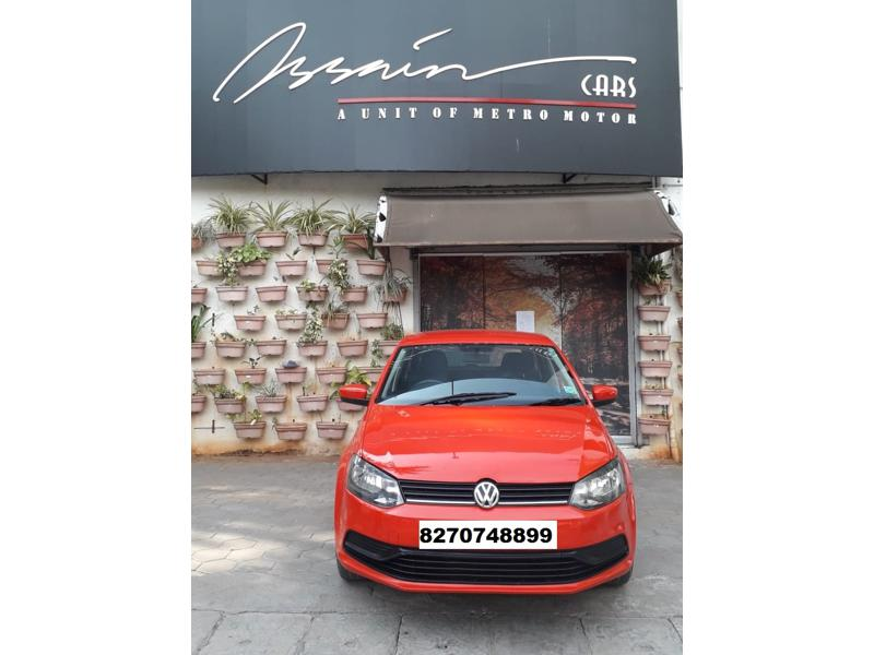 Used 2017 Volkswagen Polo Car In Coimbatore
