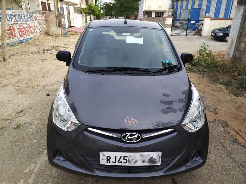 Used 2018 Hyundai Eon Car In Jaipur