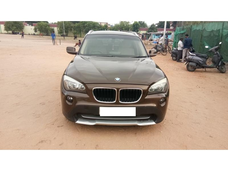 Used 2012 BMW X1 Car In Coimbatore