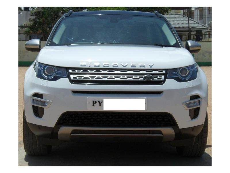Used 2016 Land Rover Discovery Sport Car In Coimbatore
