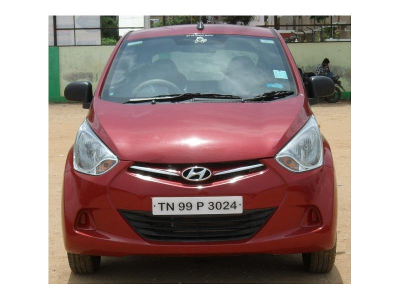 Used 2019 Hyundai Eon Car In Coimbatore