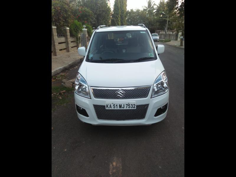 Used 2016 Maruti Suzuki Wagon R 1.0 Car In Bangalore
