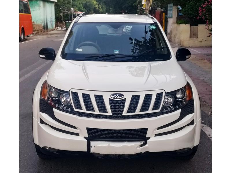 Used 2012 Mahindra XUV500 Car In New Delhi
