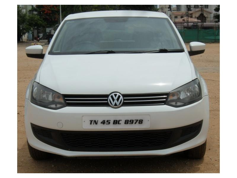 Used 2013 Volkswagen Polo Car In Coimbatore