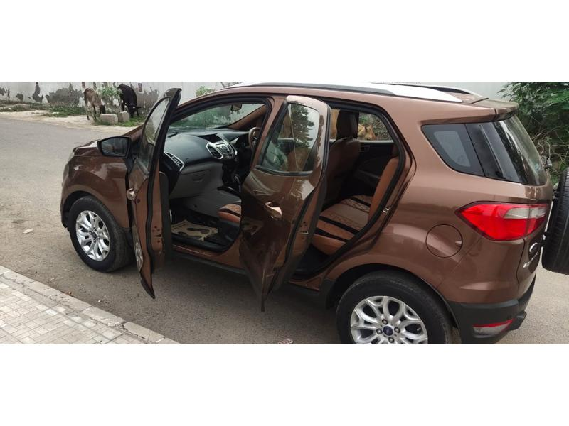 Used 2016 Ford EcoSport Car In Ghaziabad