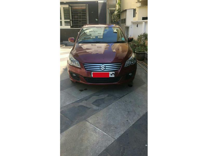 Used 2016 Maruti Suzuki Ciaz Car In Chennai
