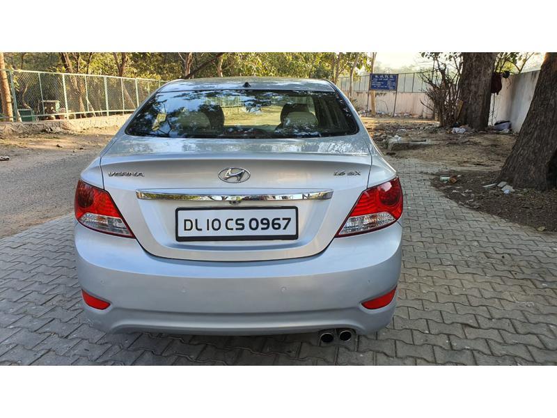 Used 2013 Hyundai Verna Car In New Delhi