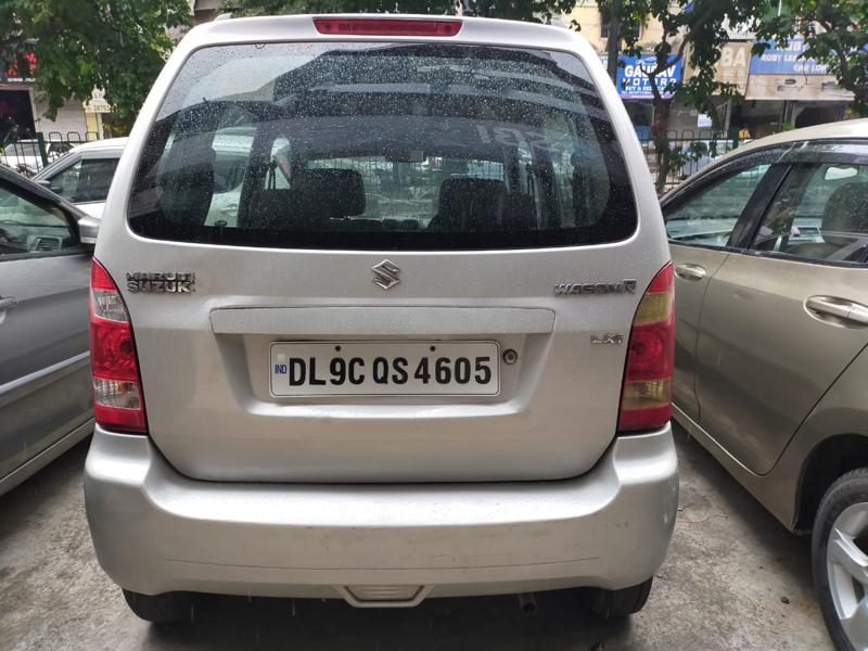 Used 2008 Maruti Suzuki Wagon R Car In New Delhi