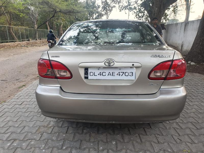Used 2006 Toyota Corolla Car In New Delhi