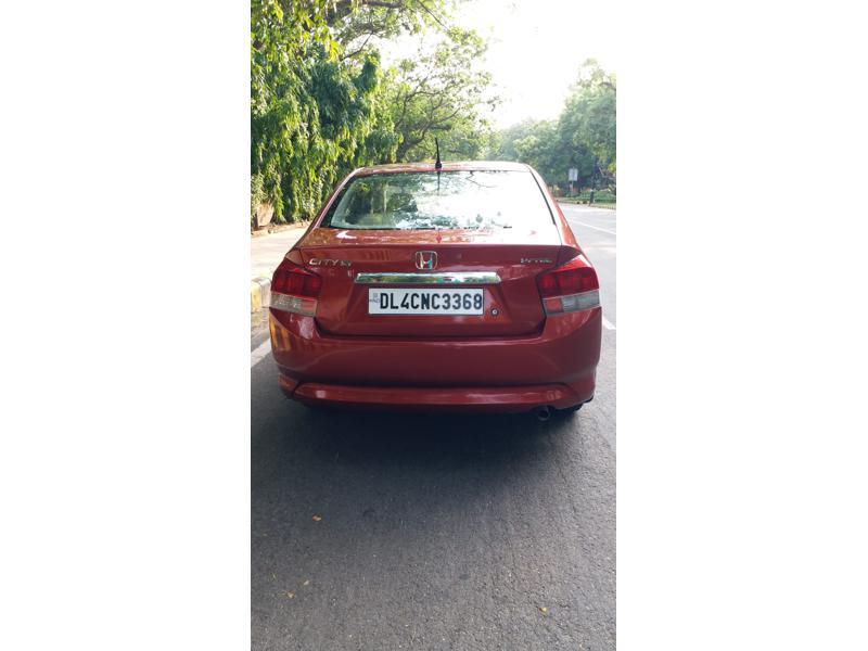 Used 2008 Honda City Car In New Delhi