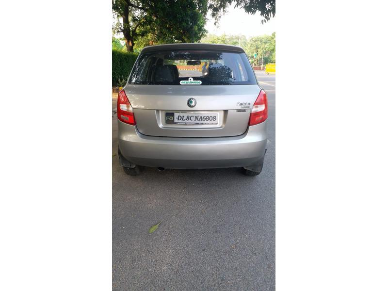 Used 2011 Skoda Fabia Car In New Delhi