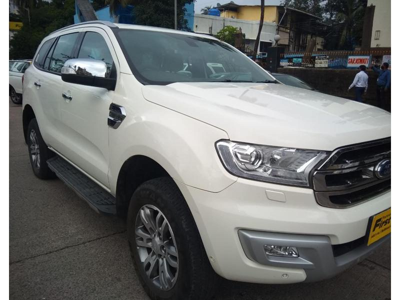 Used 2017 Ford Endeavour Car In Mumbai