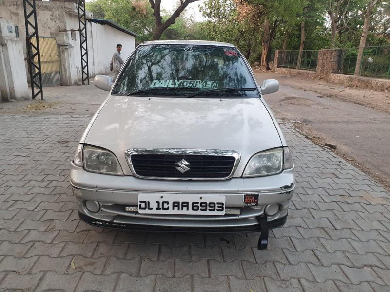 Used 2006 Maruti Suzuki Esteem Car In New Delhi