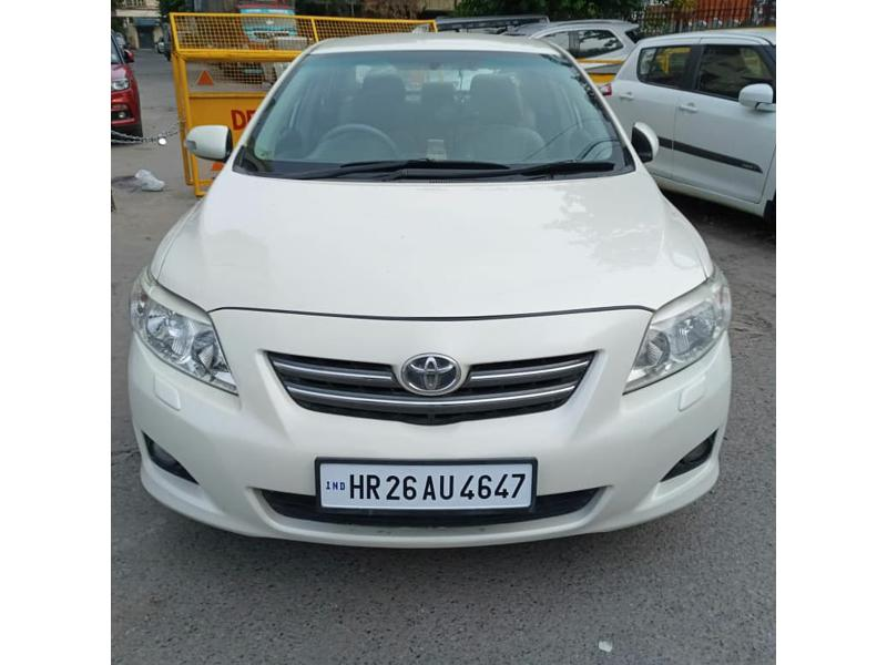 Used 2008 Toyota Corolla Altis Car In New Delhi
