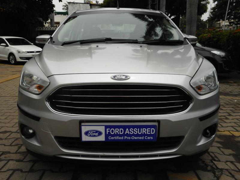 Used 2015 Ford Figo Aspire Car In Chennai