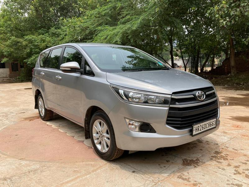 Used 2017 Toyota Innova Crysta Car In New Delhi