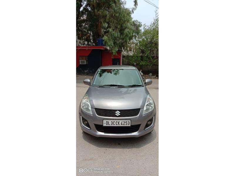 Used 2015 Maruti Suzuki Swift Car In New Delhi