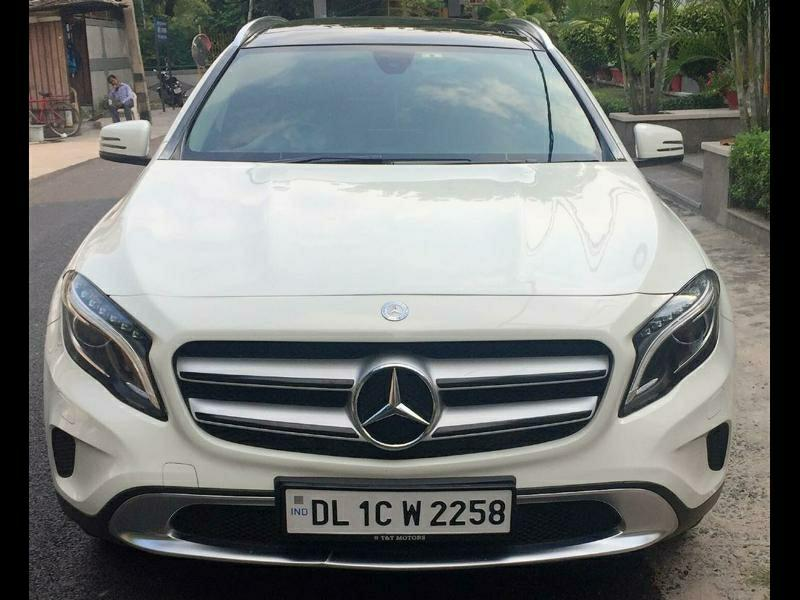 Used 2017 Mercedes Benz GLA Class Car In New Delhi