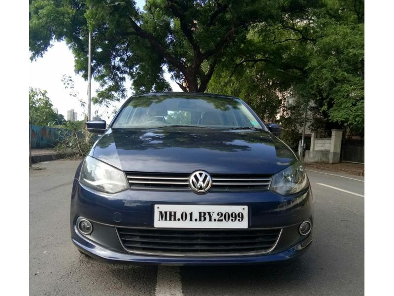 Used 2015 Volkswagen Vento Car In Mumbai