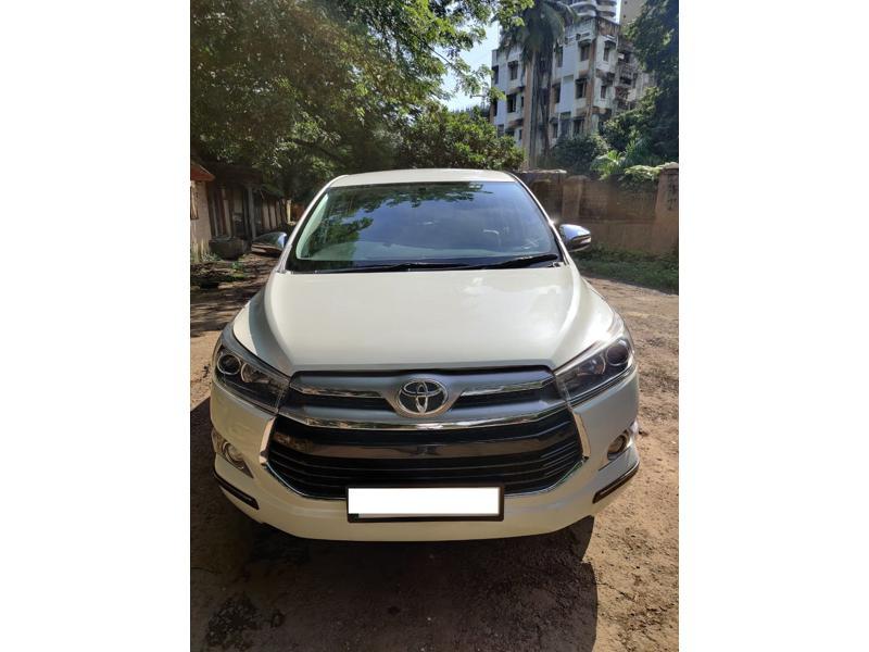 Used 2016 Toyota Innova Crysta Car In Mumbai