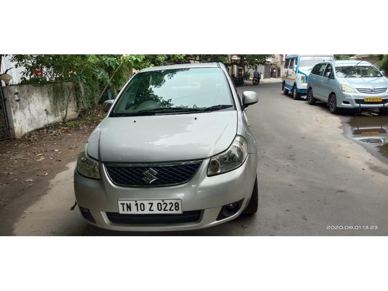 Used 2010 Maruti Suzuki SX4 Car In Chennai