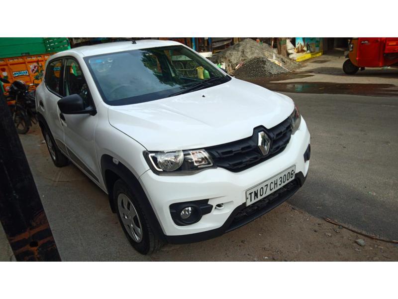Used 2016 Renault Kwid Car In Chennai