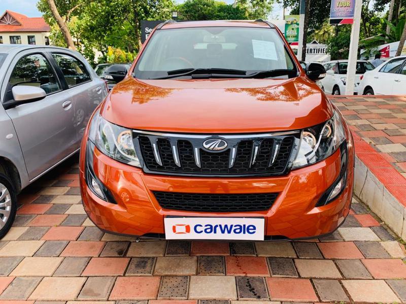 Used 2016 Mahindra XUV500 Car In Pathanamthitta