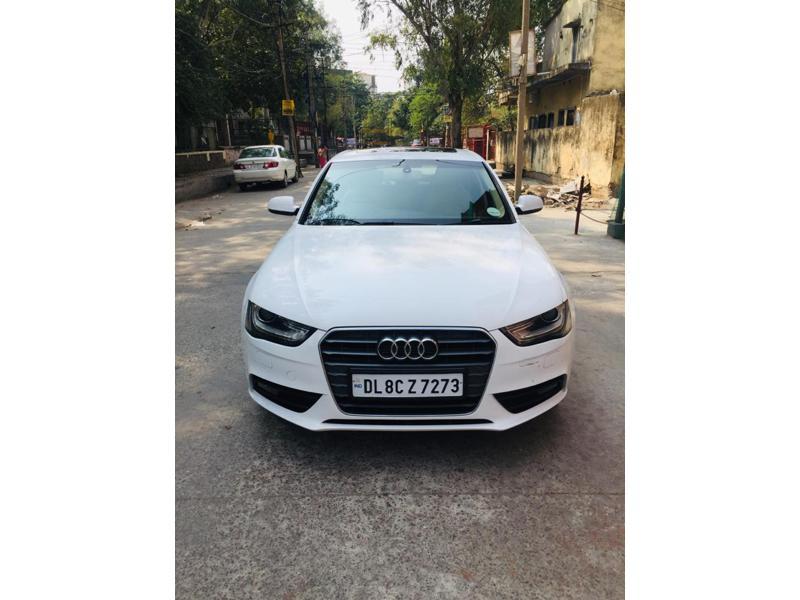 Used 2013 Audi A4 Car In New Delhi