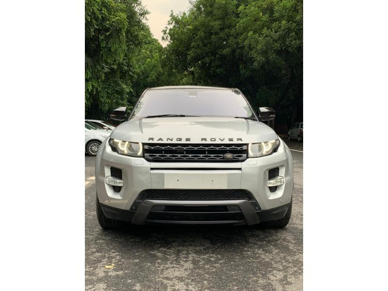 Used 2013 Land Rover Range Rover Evoque Car In Noida